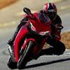 2010 Honda CBR1000RR headlight
