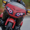 2016 Honda GoldWing GL1800 headlight