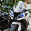 Kawasaki ZX10R headlight