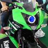 Kawasaki  250SL Headlight