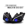 2013 2014 2015 2016 2017 Kawasaki Ninja ZX-6R Headlight Assembly
