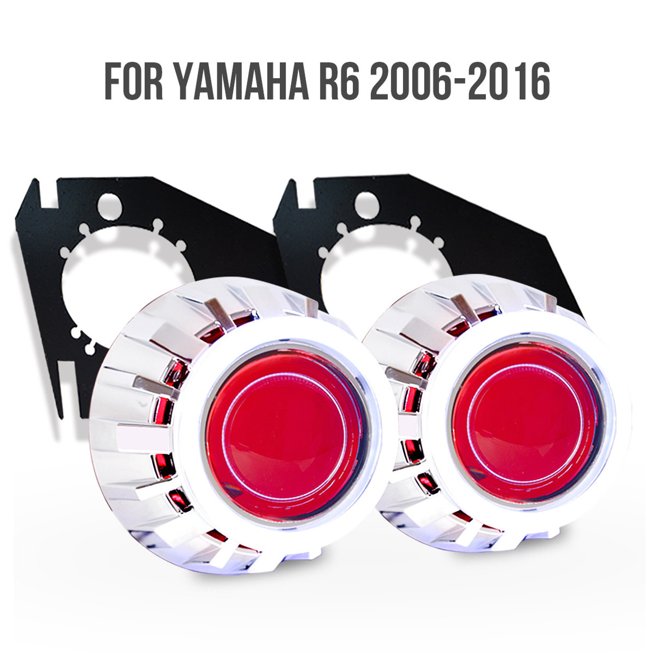 Yamaha R6 Hid Projector Kit 2008 2009 2010 2011 2012 2013 2014 2015 2016 R6s Wiring Diagram 2006 2007