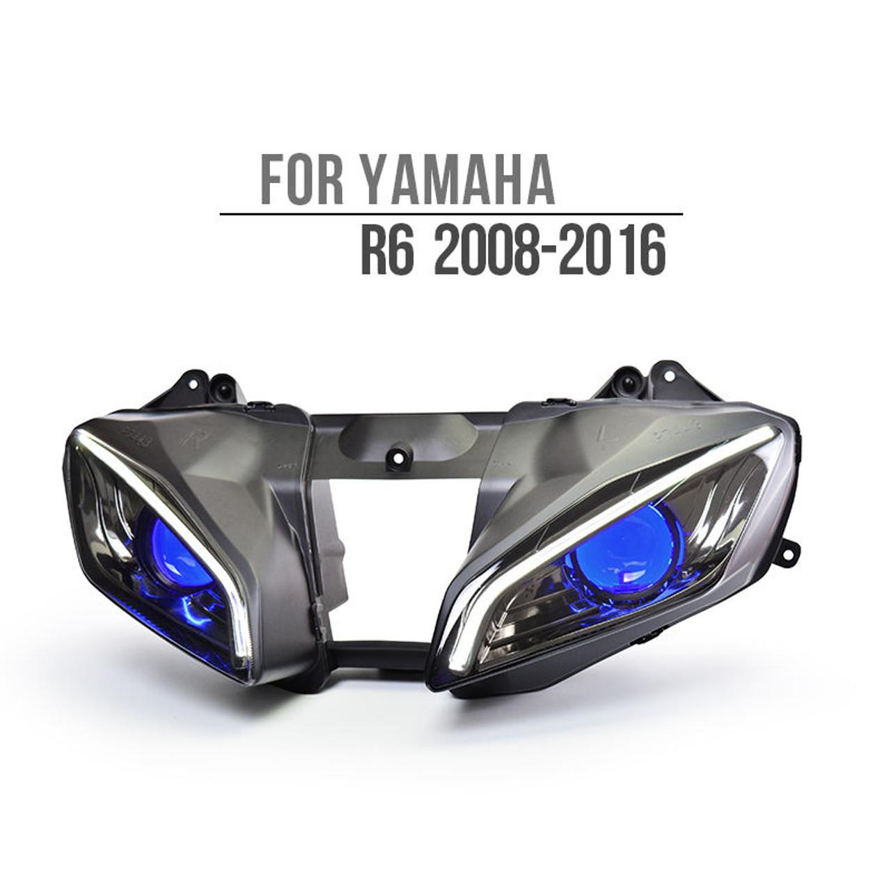 Yamaha R6 LED Headlight 2008 2016