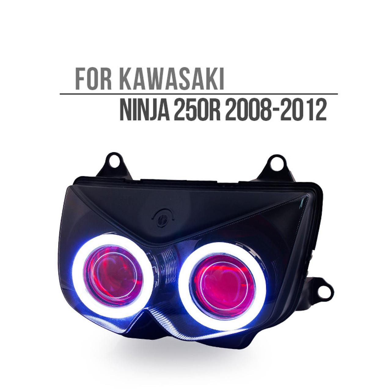 2008 2009 2010 2011 2012 Kawasaki Ninja 250R Headlight