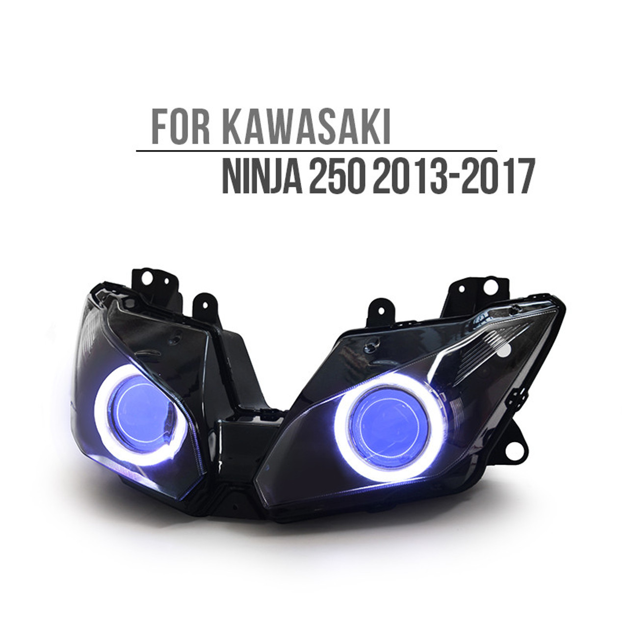 Kawasaki Ninja 250 Headlight 2013 2014 2015 2016 2017