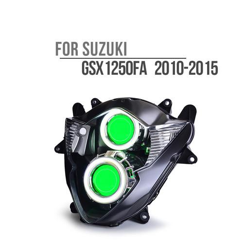 2010 2011 2012 2013 2014 2015 Suzuki GSX1250F headlight
