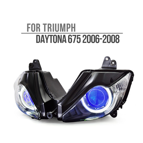 2006 2007 2008 Triumph Daytona 675 headlight