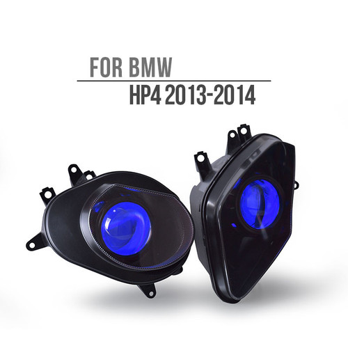 2013 2014 BMW HP4 headlight