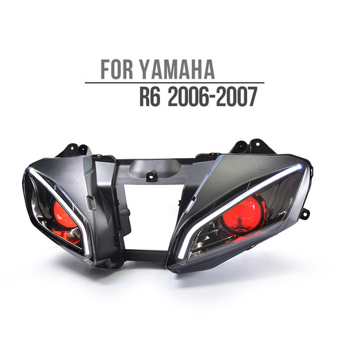 Yamaha R6 Headlight