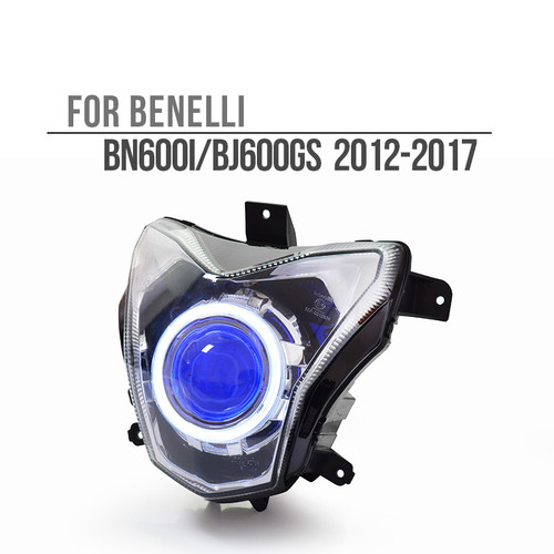 2012 2013 2014 2015 2016 2017 Benelli BN600i BJ600GS headlight