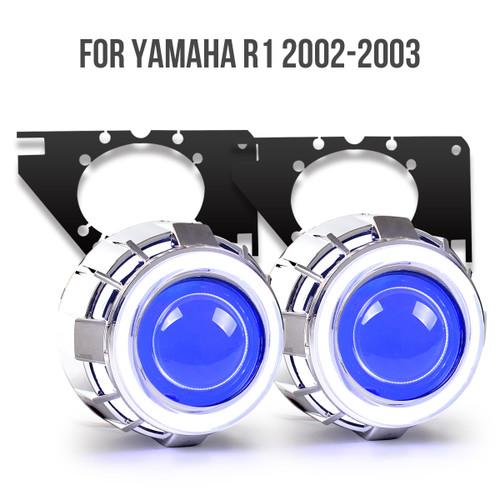 Yamaha R1 2002-2003 HID Projector Kit