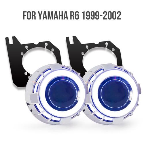Yamaha R6 1999-2002  HID Projector Ki