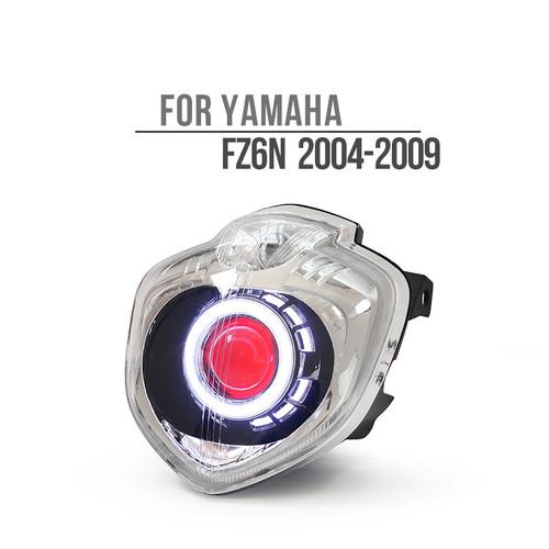 2004 Yamaha FZ6N headlight