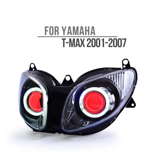 2001 2002 2003 2004 2005 2006 2007 yamaha t-max headlight