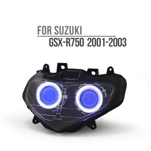 2001 2002 2003 Suzuki GSXR750 headlight