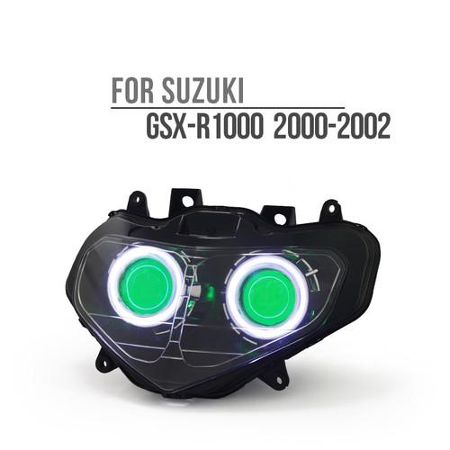 2000 Suzuki GSXR1000  headlight