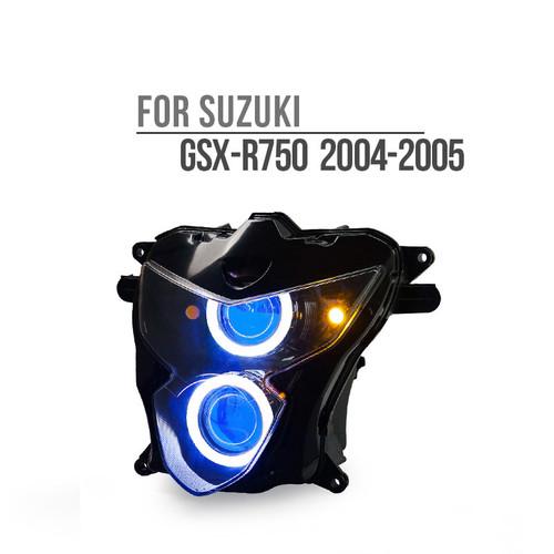 2004 Suzuki GSXR750 headlight