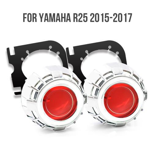 2017 yamaha r25 projector kit