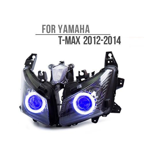 2012 2013 2014 yamaha t-max 530 headlight