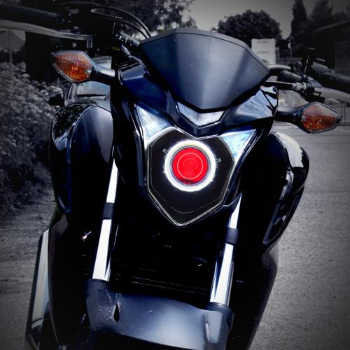 2013 Honda CB500F Projector