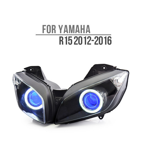 2012 2013 2014 2015 2016 yamaha r15 headlight