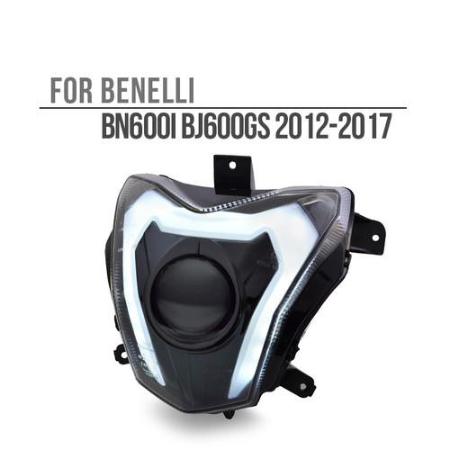 2012 2013 2014 2015 2016 2017 Benelli BN600i BJ600GS headlight assembly