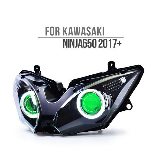 2017+ Kawasaki Ninja 650 headlight