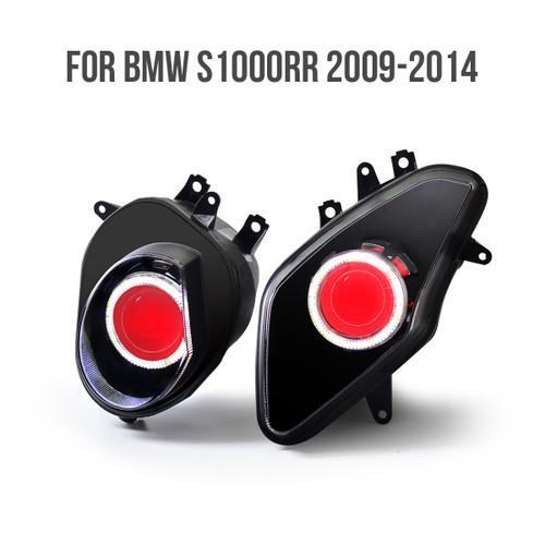 2009 2010 2011 2012 2013 2014 BMW S1000RR headlight