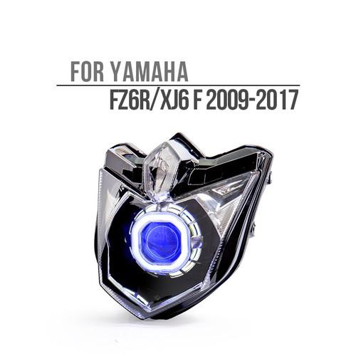 2009 yamaha fz6r headlight