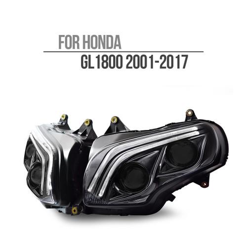 Honda GoldWing GL1800 2001-2017  Full LED Headlight