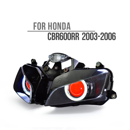 Honda CBR600RR headlight