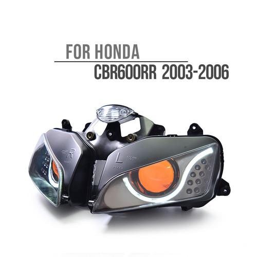 2003 Honda CBR600RR headlight