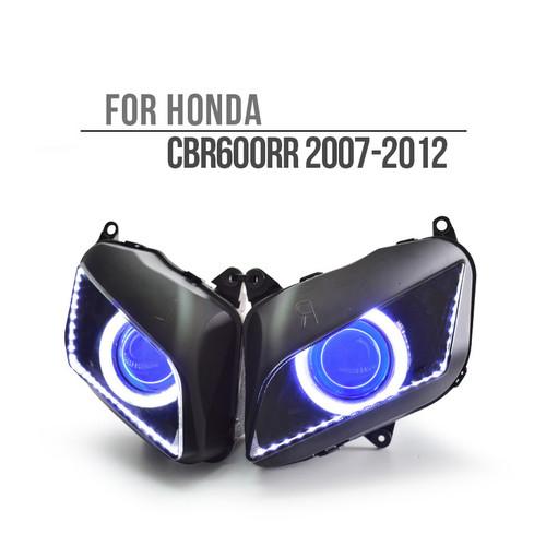 2007 2008 2009 2010 2011 2012 Honda CBR600RR headlight