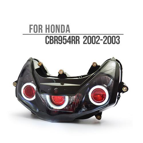 Honda CBR954RR 2002 2003 Headlight