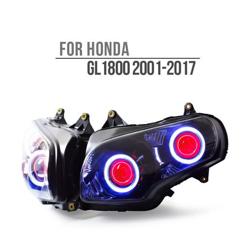 2017 Honda GoldWing GL1800 headlight