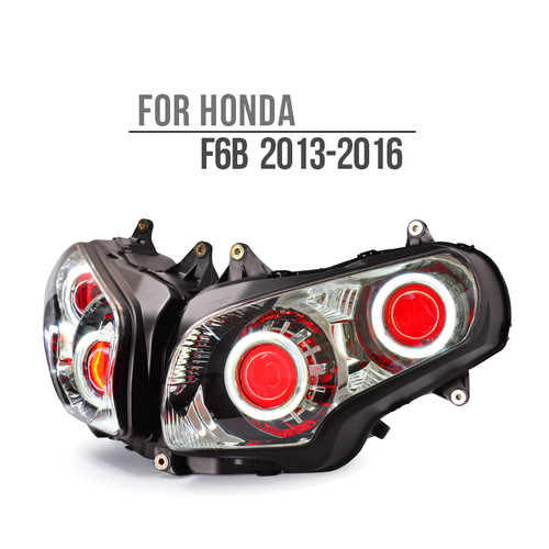 2013 2014 2015 2016 Honda GoldWing F6B Headlight Assembly