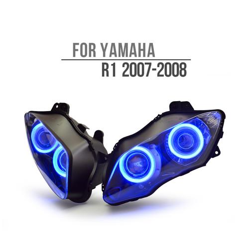 2007 yamaha r1 headlight