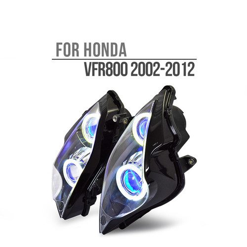 2002 Honda VFR800 headlight