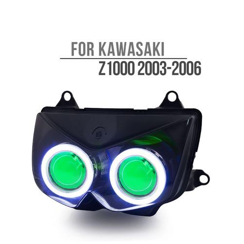 2003 2004 2005 2006 Kawasaki Z1000 Headlight Assembly