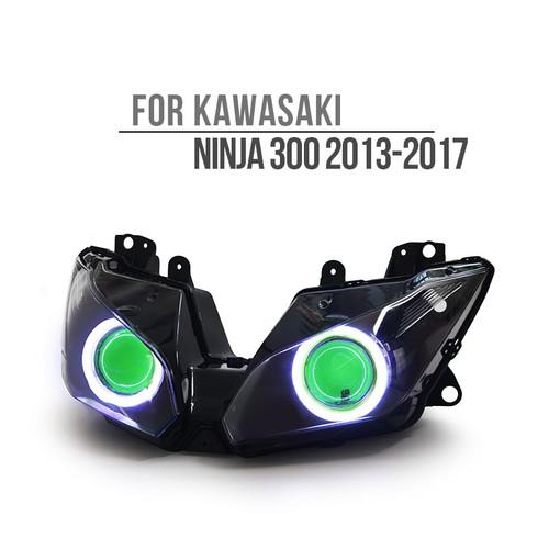 2013 2014 2015 2016 2017 Kawasaki Ninja 300 headlight
