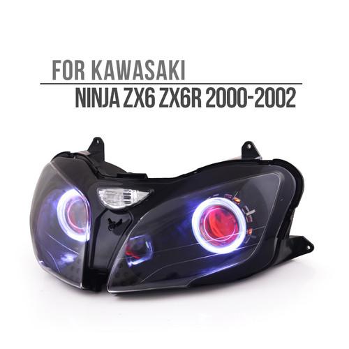2000 2001 2002 Kawasaki Ninja ZX6 ZX6R headlight