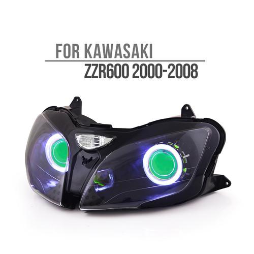 2000 2001 2002 2003 2004 2005 2006 2007 2008 Kawasaki ZZR600 headlight