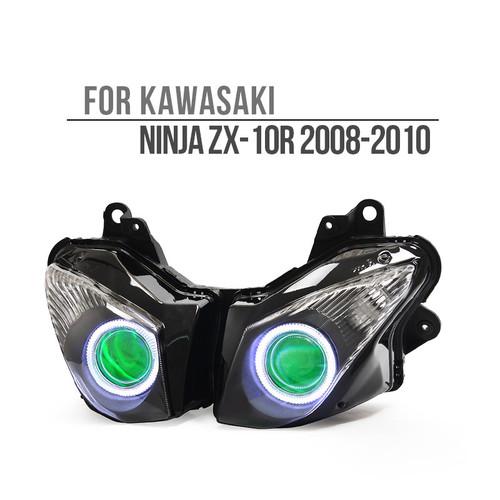 2008 2009 2010 Kawasaki Ninja ZX10R headlight