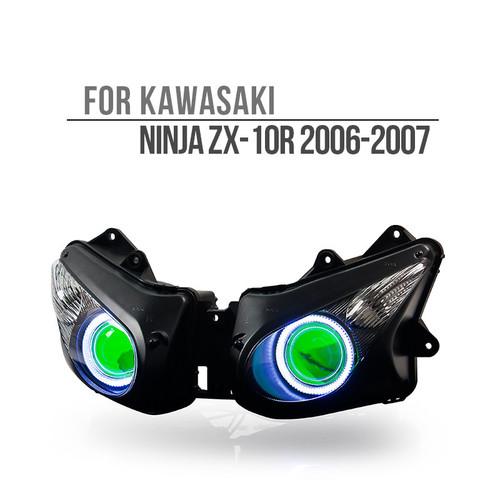 2006 2007 Kawasaki Ninja ZX10R headlight