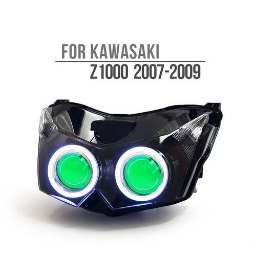 2007 2008 2009 Kawasaki Z1000 headlight