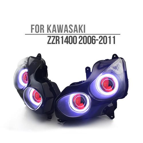 2006 2007 2008 2009 2010 2011 Kawasaki Ninja ZX14R /ZZR1400 headlight