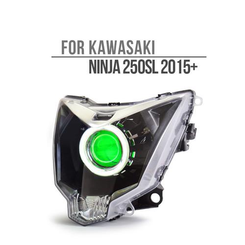 2015+ Kawasaki Ninja 250SL Headlight