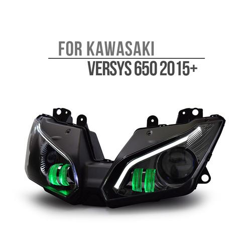 Kawasaki Versys 650 Headlight Assembly