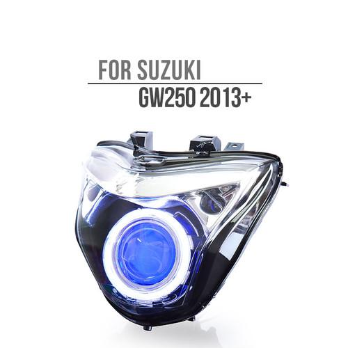 2013+ suzuki GW250 headlight