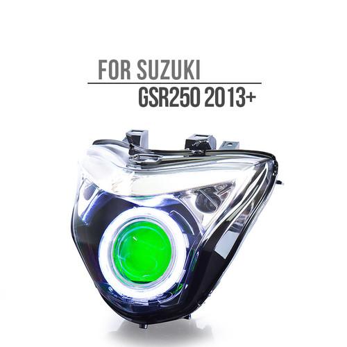 2013 Suzuki GSR250 headlight